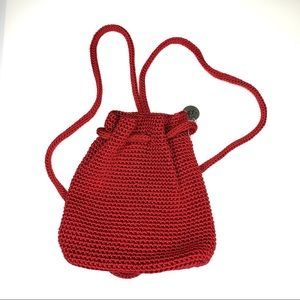 The Sak Mini Backpack Rust NWOT